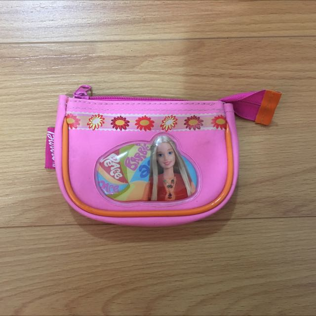 Barbie Kid's Small Coin Purse