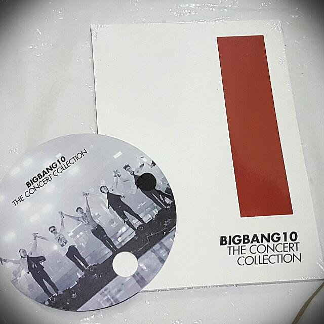 BIGBANG10 The Concert Collection PB