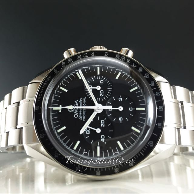 Brand new Omega Speedmaster Legendary Moon Watch Special Edition