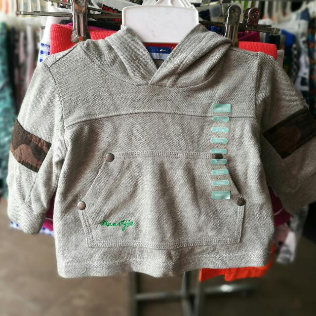 Brandnew Hoody Sweater 3-6mos