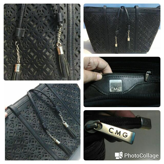 CMG Detailed Bag