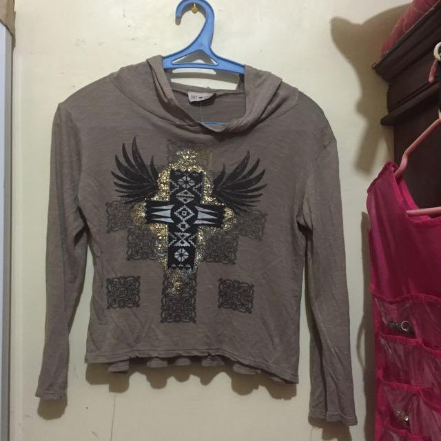 Cropped Long sleeves