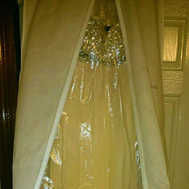 Sequence Cream Formal dress BNWT RRP $600