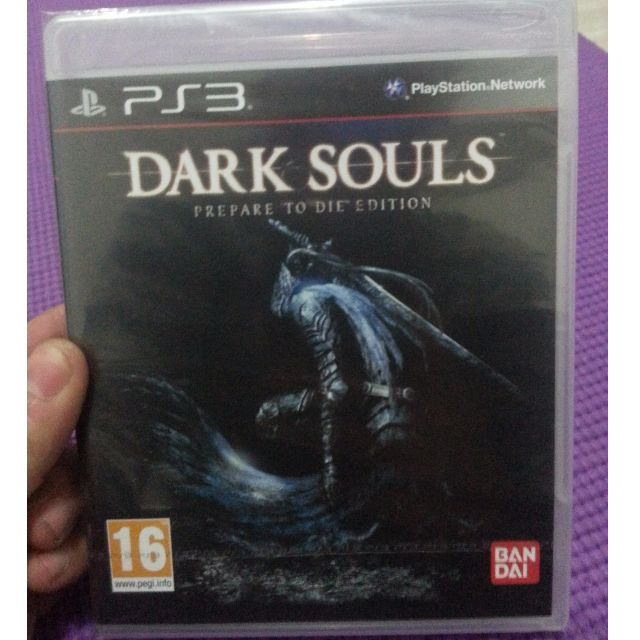Dark Souls Prepare to Die Edition PS3 New&Sealed