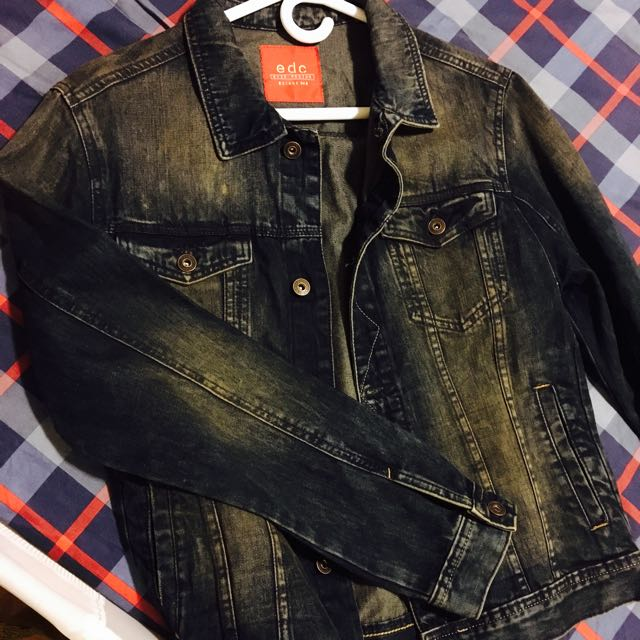 Denim Jacket New