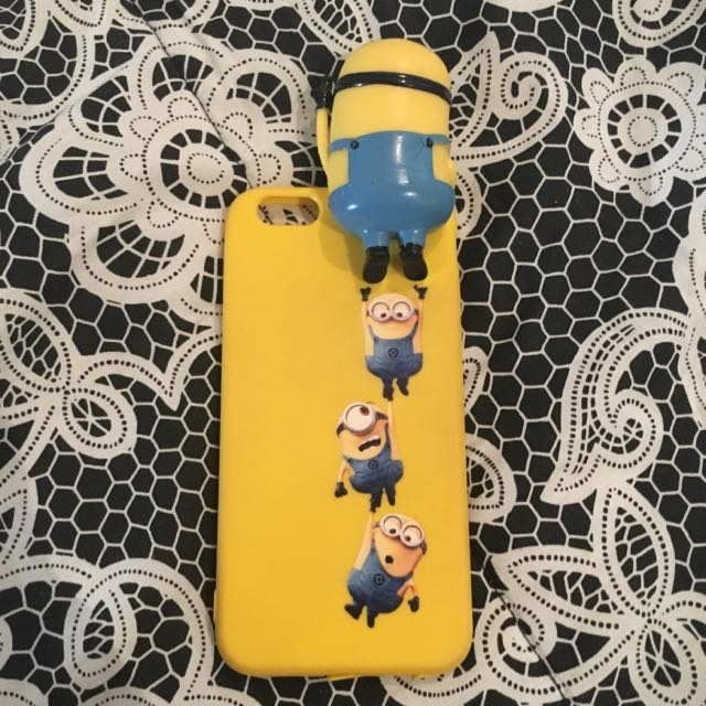 Despicable Me Minion Iphone 6s Case