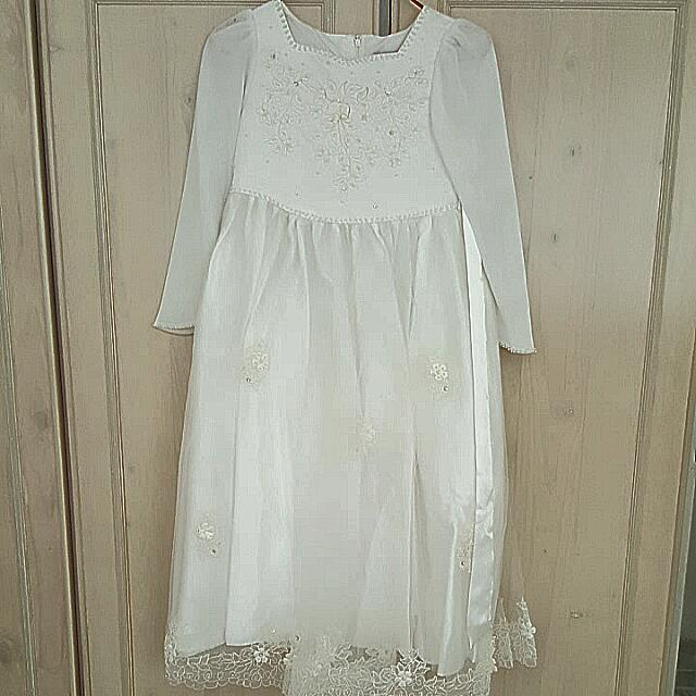 Flower Girl Dress × 2