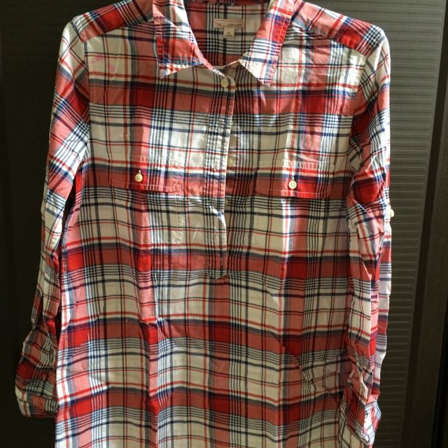 Gap Plaid