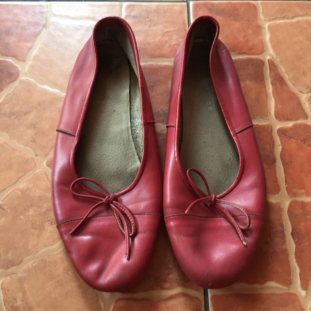 Gingersnaps Doll Shoes