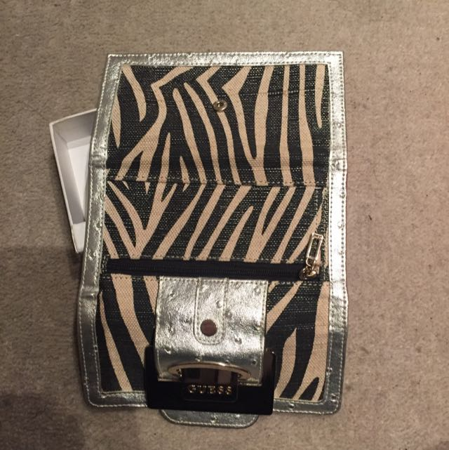 GUESS zebra Wallet
