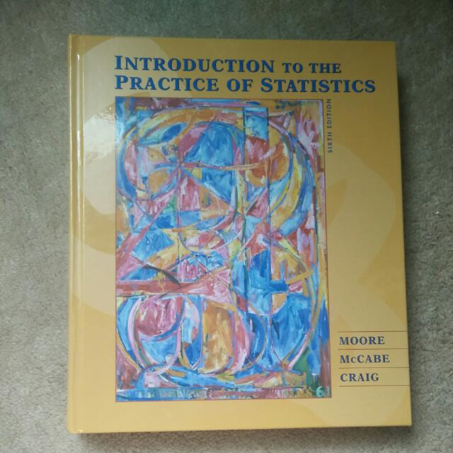 Introduction To The Practice Of Statistics 6e
