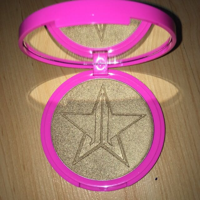 Jeffree Star So Fucking Gold Highlighter
