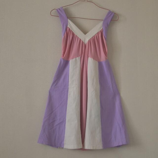 Jessy Pastel Dress