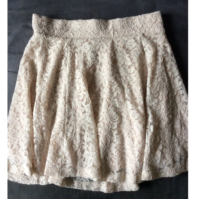 Lacey skater skirt size S