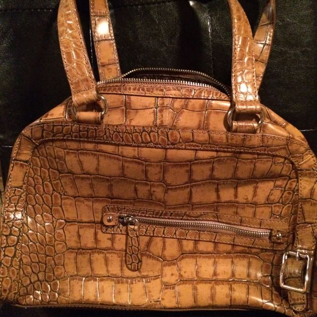 Leather Danier Bag