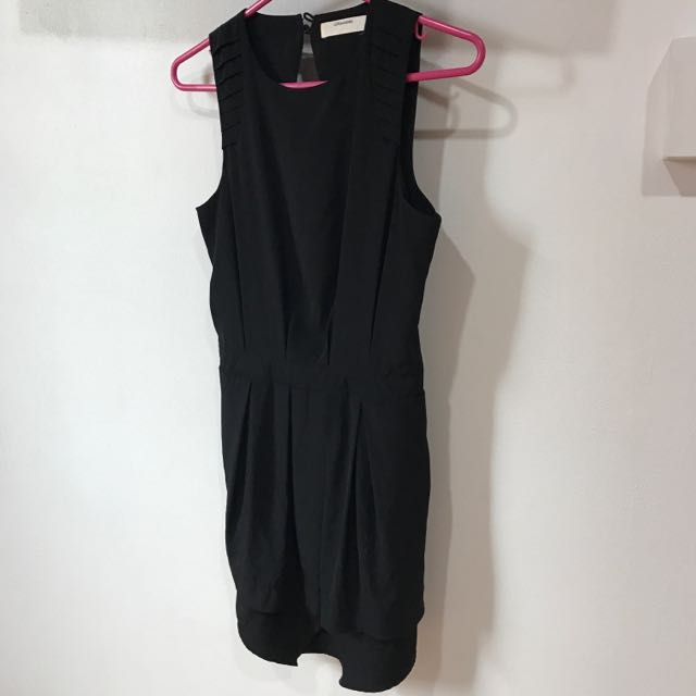 LIFEwithBIRD Black Dress Size 1