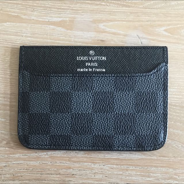 Louis Vuitton Flat Wallet