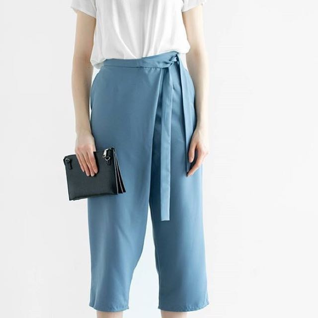 Lynn Culottes By Shop At Velvet