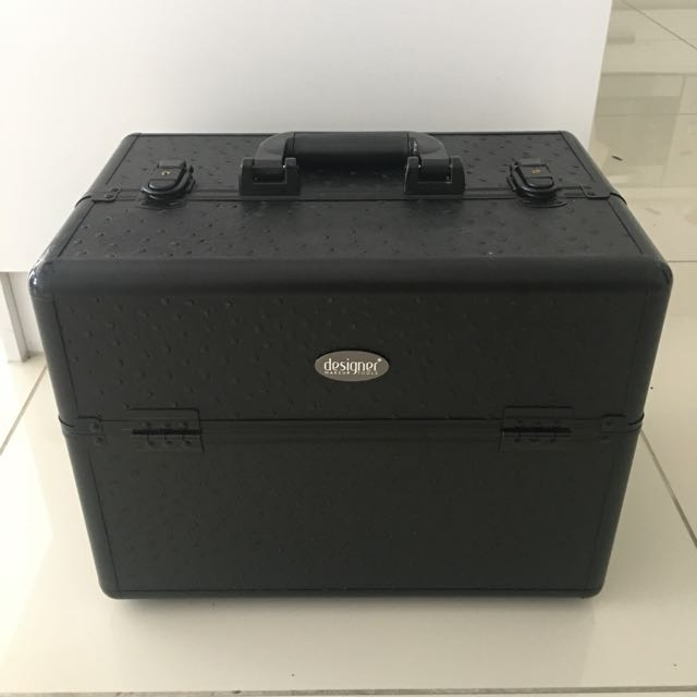 Makeup Travel Case With Keys