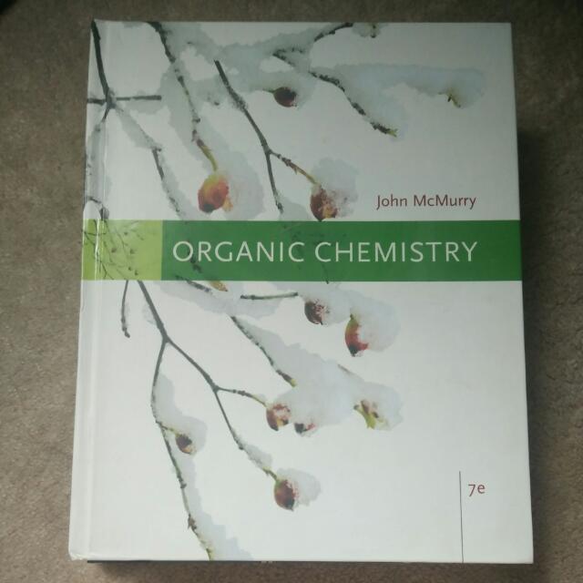 McMurray Organic Chemistry 7e