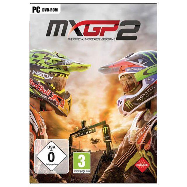 MXGP2 PC Game || 3 DVD