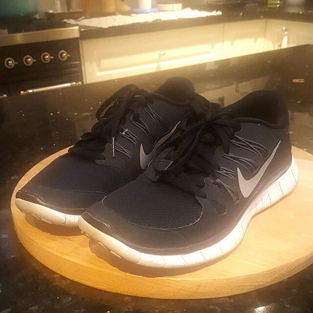 Nike Free 5.0 in Black, Size 7.5 US