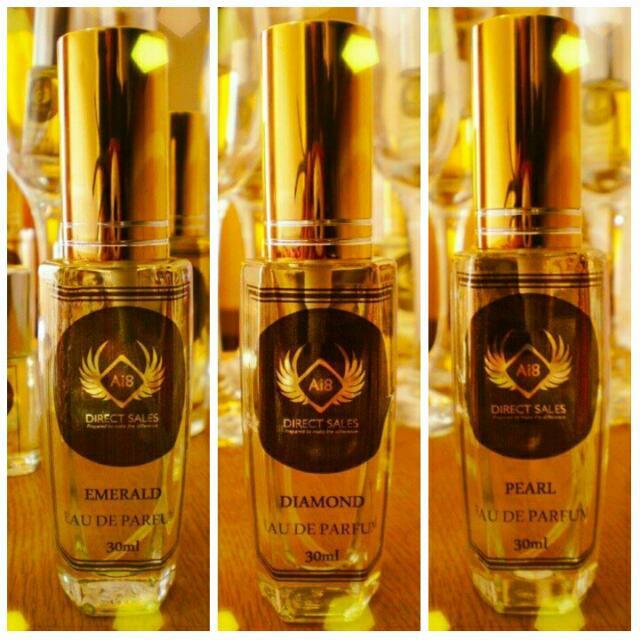 Oil-Based Perfume For Women