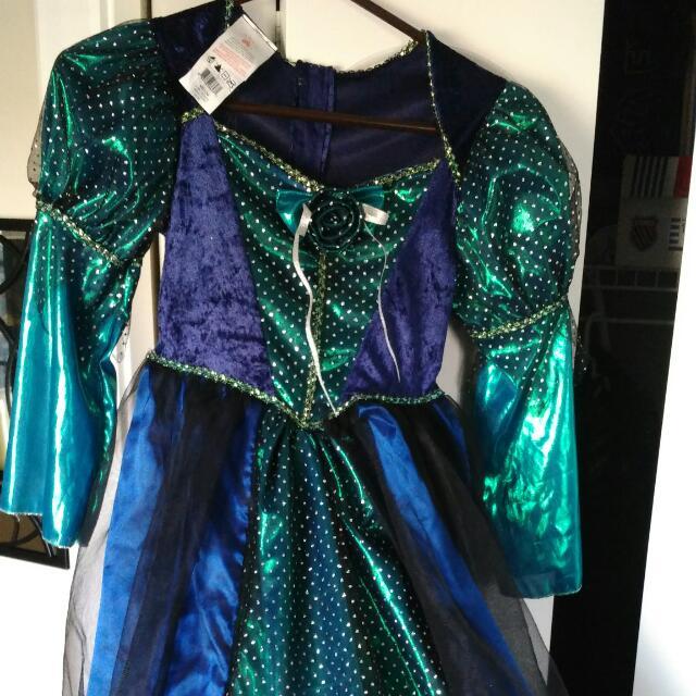 Princess Costume Size Medium