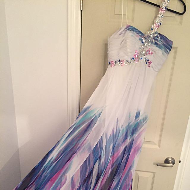 Prom Dress / Occasional  Dress