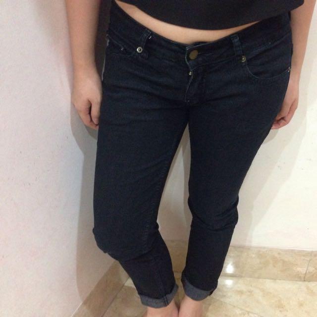 Rachel Youth Black Jeans