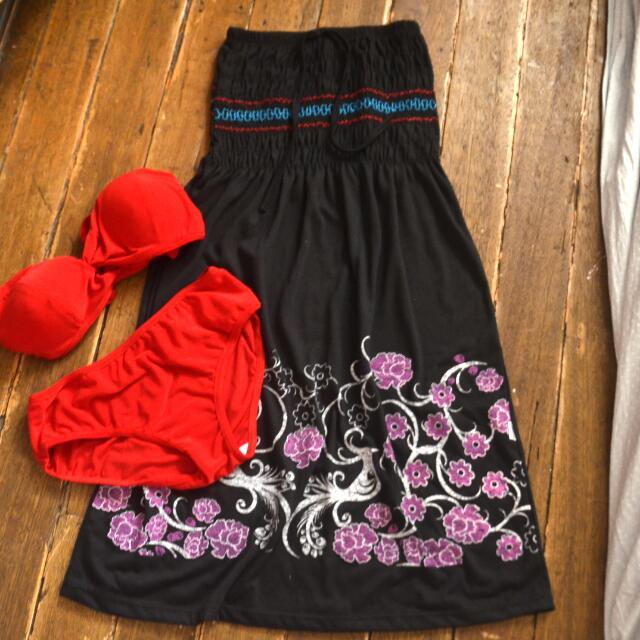 Rachell Beach Dress
