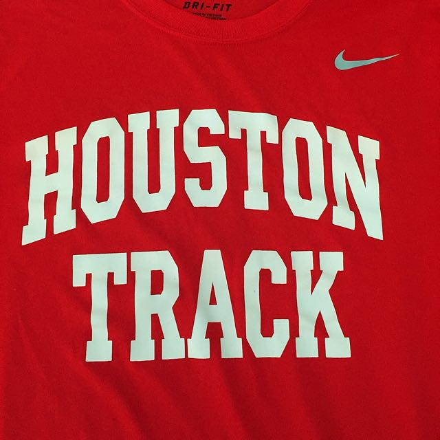 Real Houston Track Dri Fit Shirt