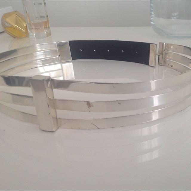Sass and Bide Metal Waist Belt