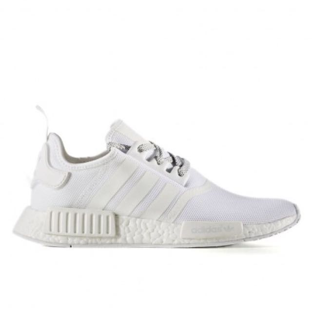 Selling Adidas NMD R1 White