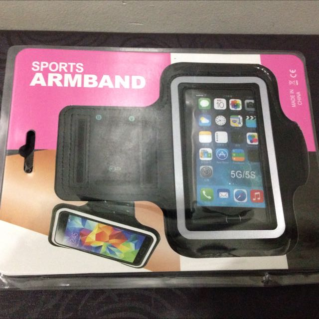 Sports Armband For IPhone 5 5s SE