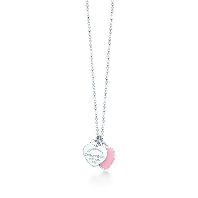 Tiffany & Co Small Heart Pendant