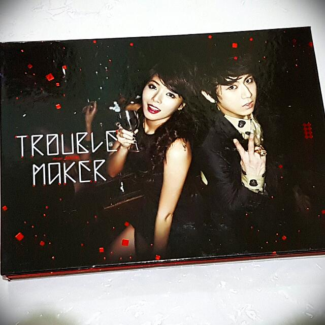 Trouble Maker 1st Mini Album