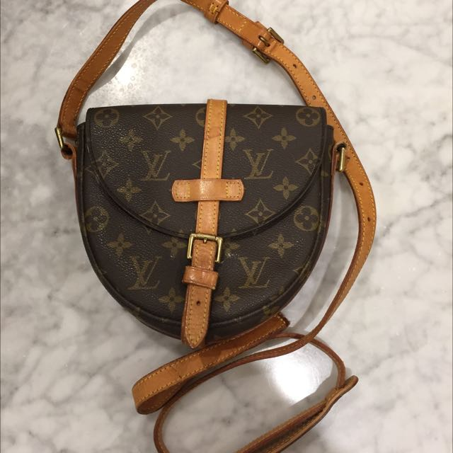 Vintage Louis Vuitton Chantilly Bag