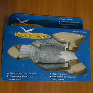 🚚 日本玩具電動飛鳥