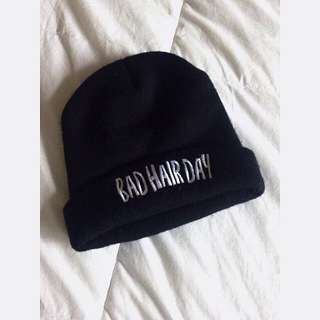 🙅BAD HAIR DAY BEANIE🙅