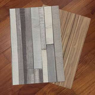 Hard Textured Craft Wood Boards