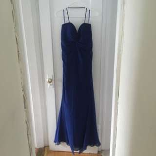 Beautiful Floor length evening gown