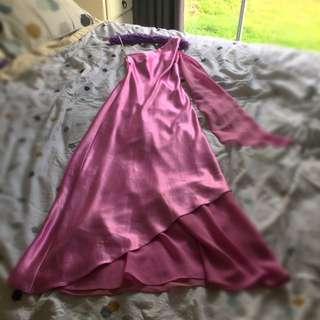 Ladies Asymmetrical Dress - Size 8