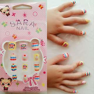 Fake Nails Fashion A45