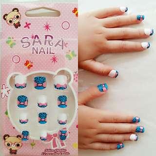 Fake Nails Fashion A47
