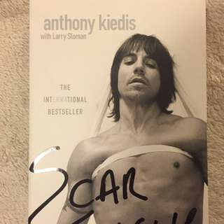 Scar Tissue - Anthony Kiedis Autobiography