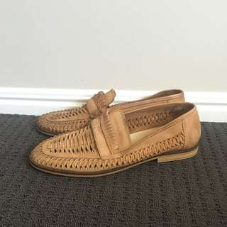 Men's Amigos Loafer - Tan Size US 9