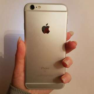 Iphone6s 64GB Silver