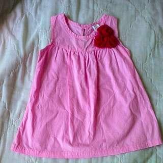 Bebe Cute Pink Dress