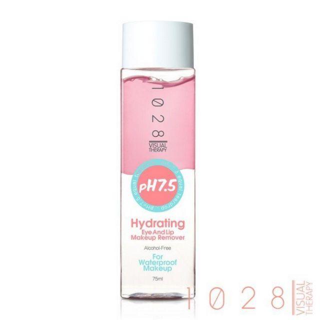 【1028】深層潔淨眼唇卸妝液75ml